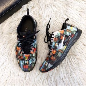 Nike Free 5.0 TR Fit 4 Multicolor Black Sneaker